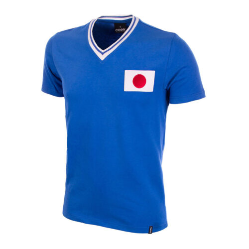 Japón 1977 Camiseta Retro Fútbol
