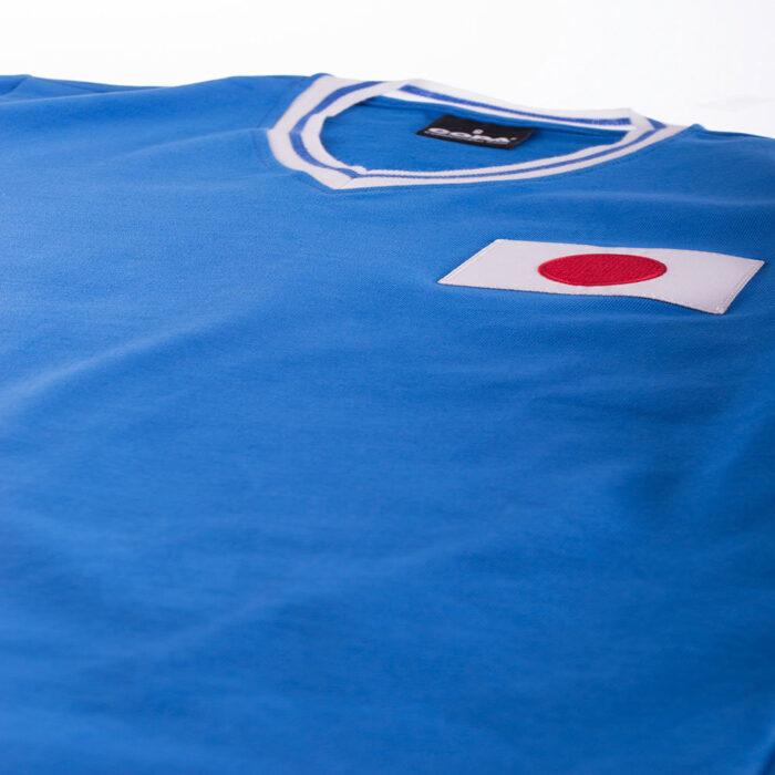 Giappone 1977 Maglia Storica Calcio
