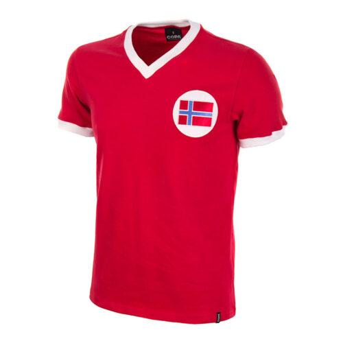 Norvegia 1961 Maglia Storica Calcio
