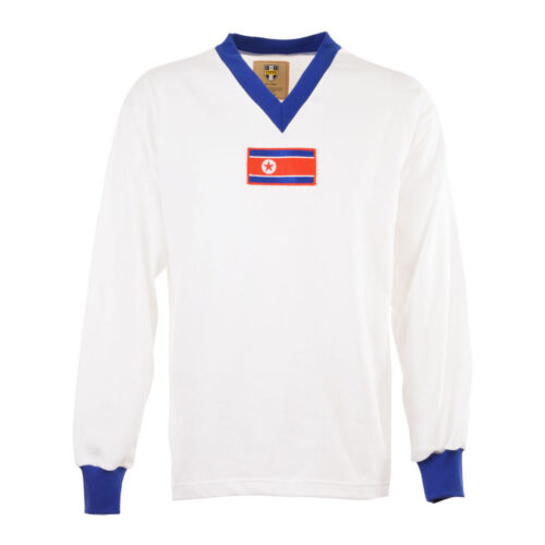 North Korea 1966 Retro Football Jersey
