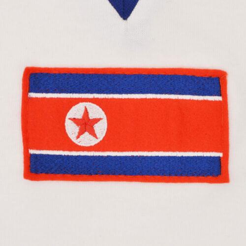 Corea del Nord 1966 Away Maglia Storica Calcio