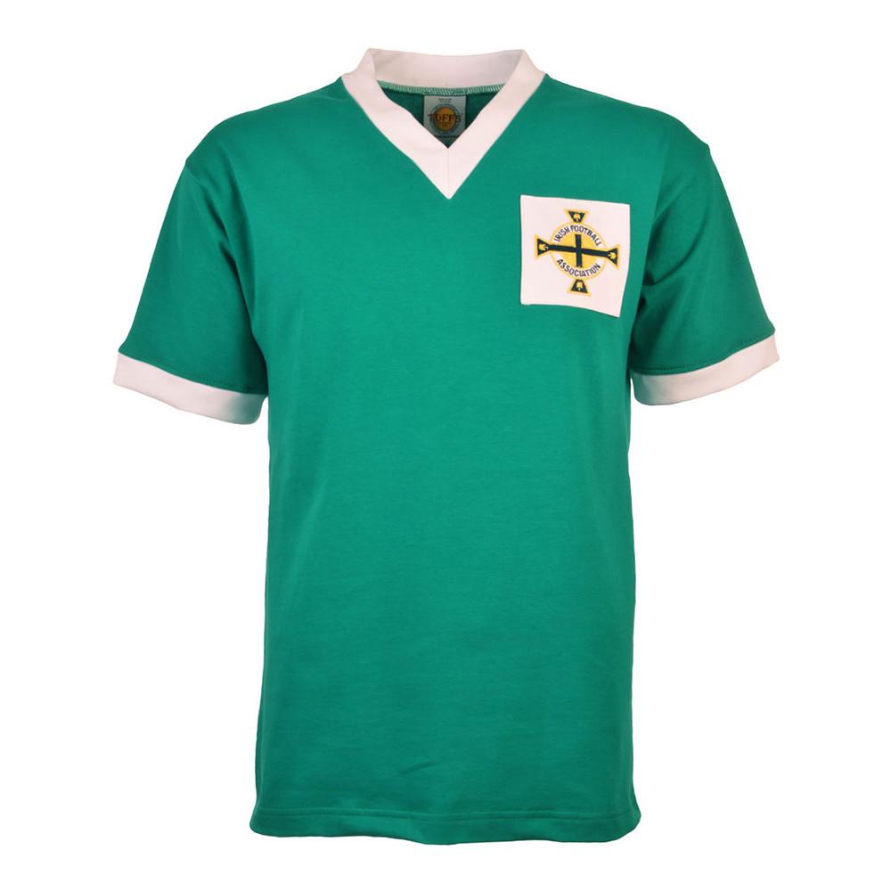 Irlanda del Norte 1958 Camiseta Retro Fútbol