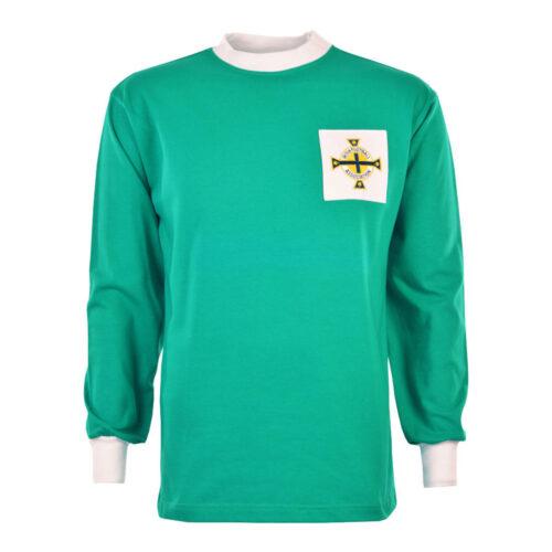 Northern Ireland 1967 Retro Football Shirt