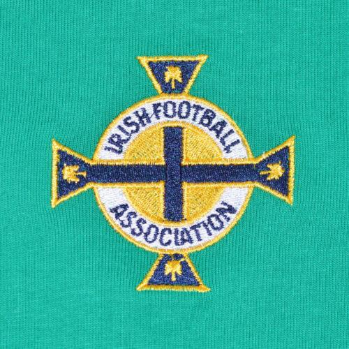 Irlanda del Nord 1971 Maglia Storica Calcio