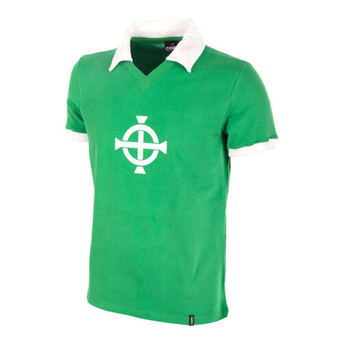Irlanda del Norte 1976 Camiseta Retro Fútbol
