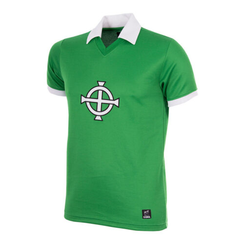 Irlanda del Norte 1976 Camiseta Retro Best