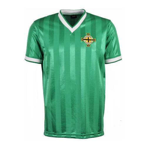 Irlanda del Nord 1984 Maglia Storica Calcio