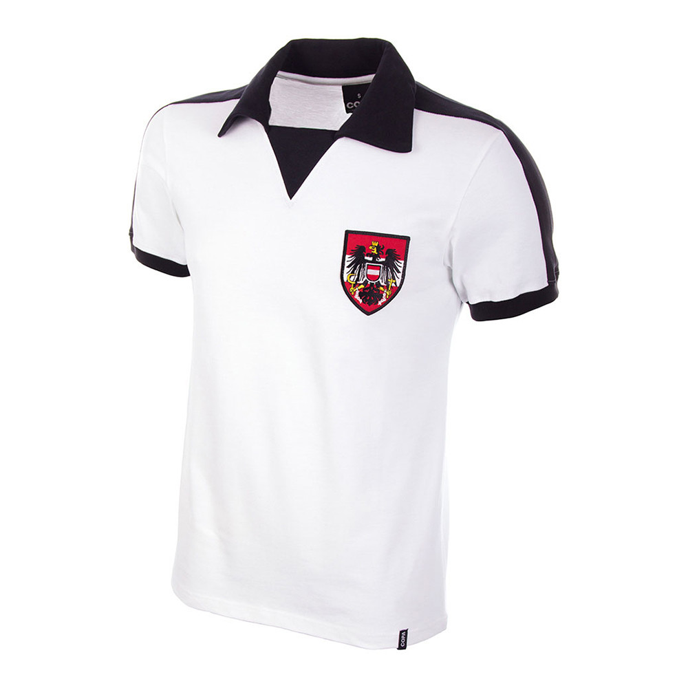 Austria 1978 Retro Football Shirt