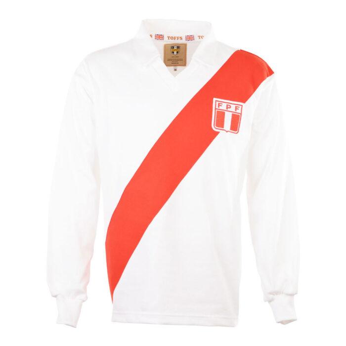 Perù 1978 Maglia Storica Calcio
