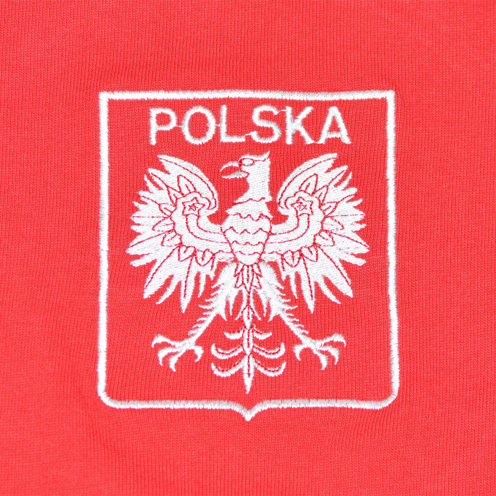 Polonia 1973 Away Maglia Storica Calcio