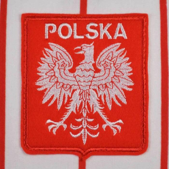 Polonia 1982 Maglia Storica Calcio