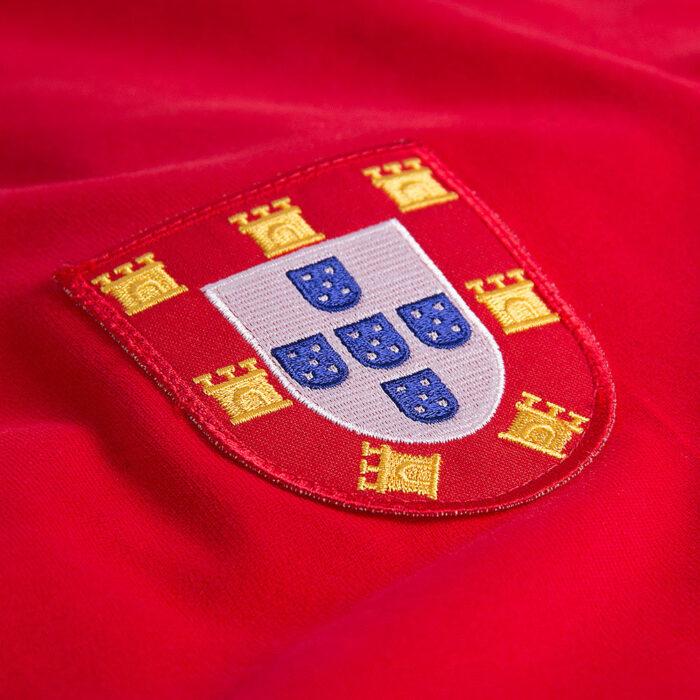 Portogallo 1966 Maglia Storica Calcio