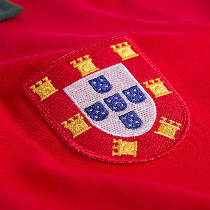 Portogallo 1972 Maglia Storica Calcio