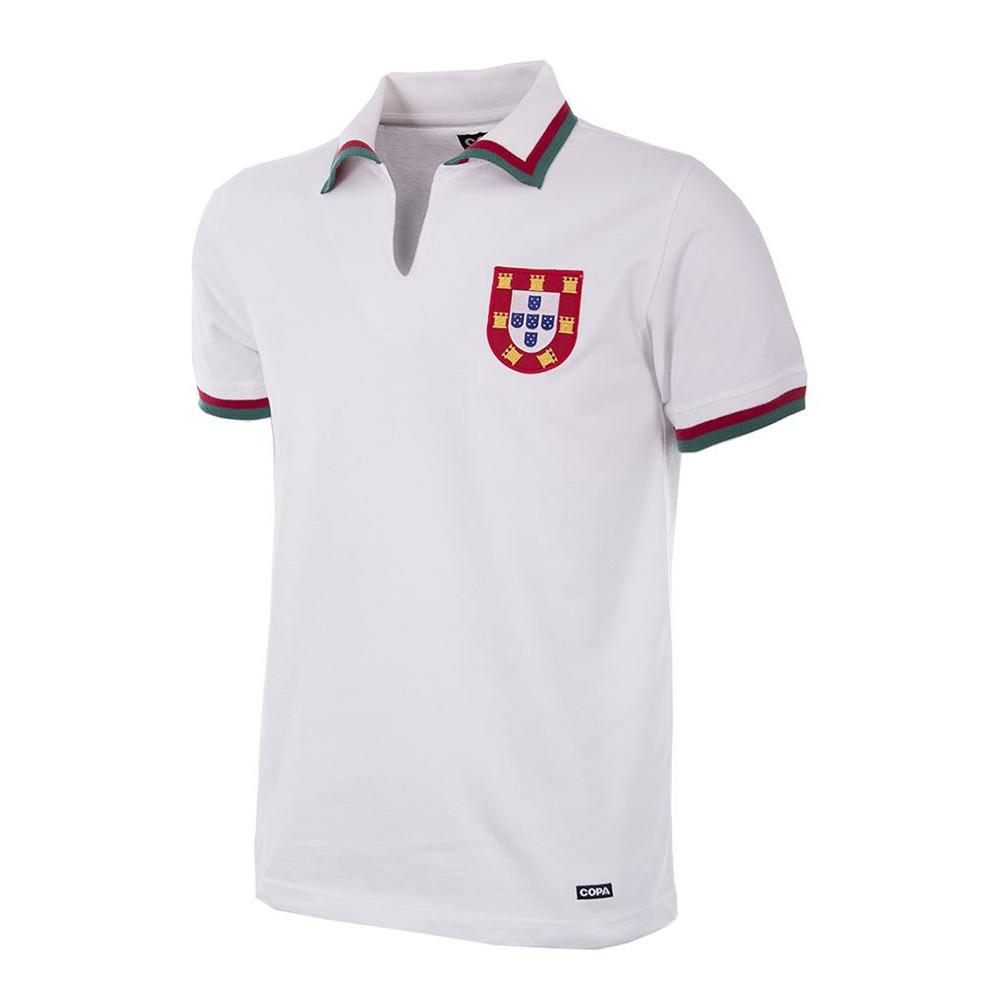 Portogallo 1972 Maglia Calcio Storica