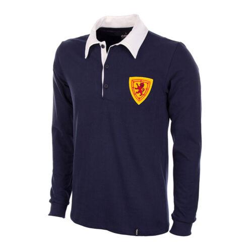 Escocia 1950 Camiseta Retro Fútbol