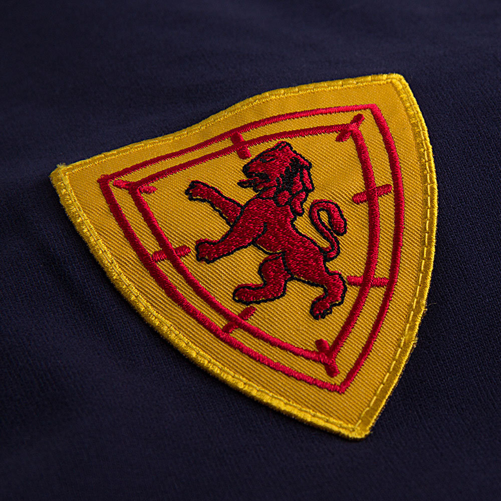 Scozia 1950 Maglia Storica Calcio