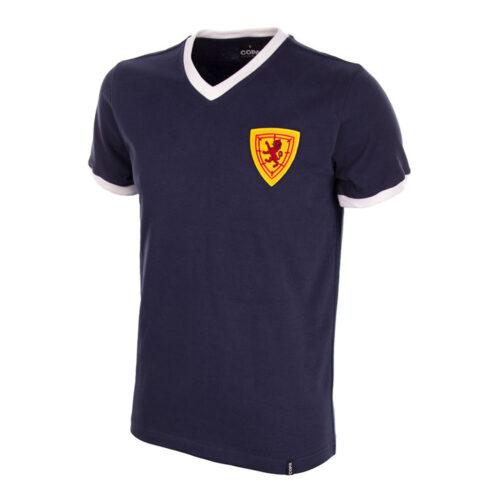 Escocia 1953 Camiseta Retro Fútbol