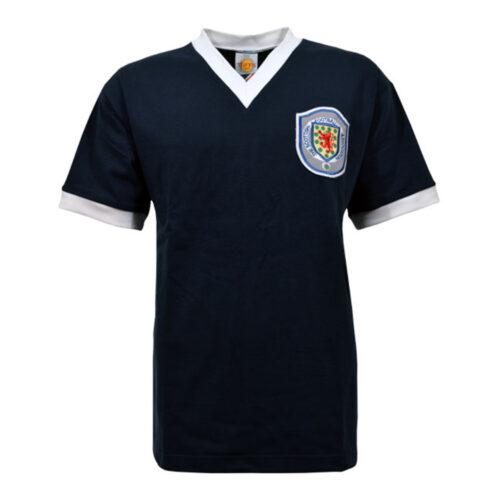 Escocia 1958 Camiseta Retro Fútbol