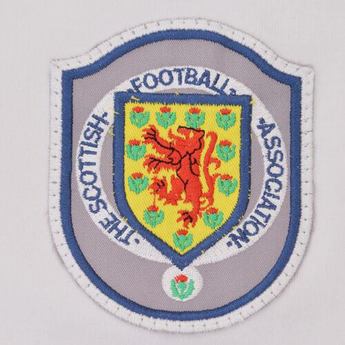 Scozia 1958 Away Maglia Storica Calcio