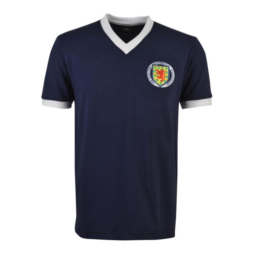Scotland 1963 Retro Football Shirt