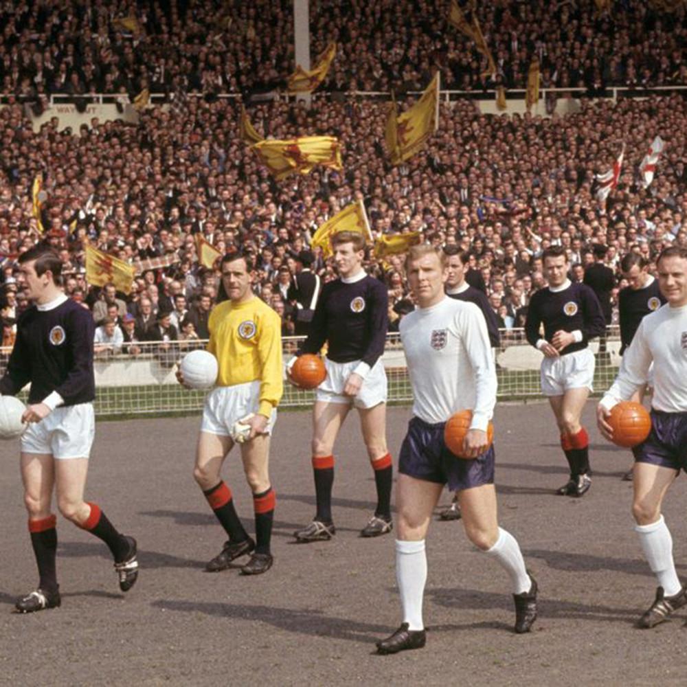 Scozia 1967 Maglia Storica Calcio