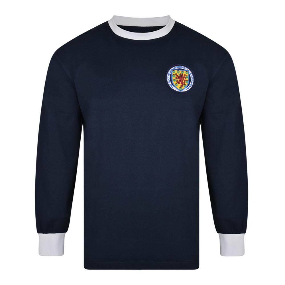 Escocia 1967 Camiseta Retro Fútbol
