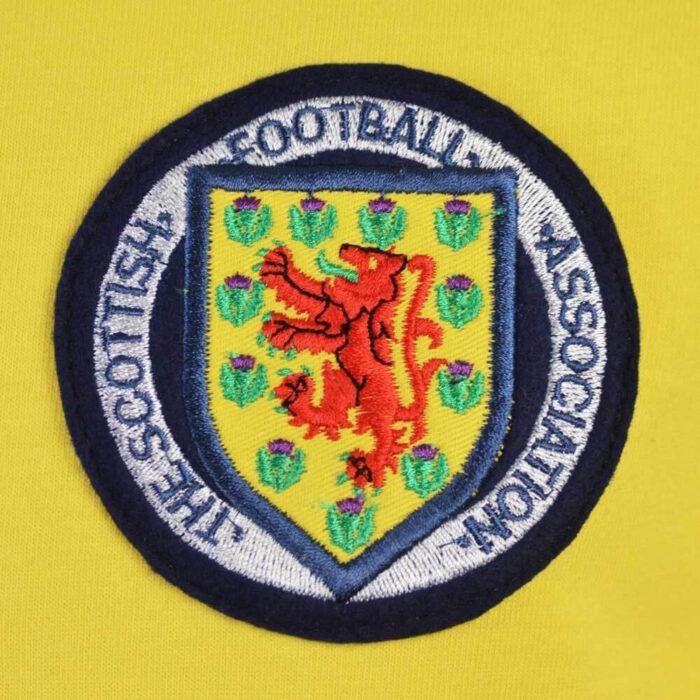 Scozia 1967 Maglia Storica Portiere