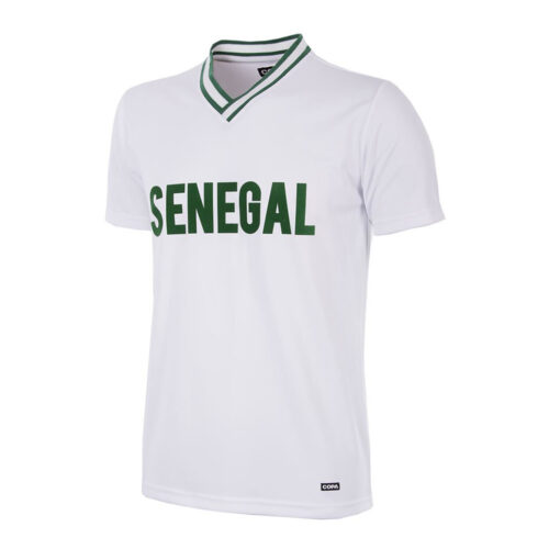 Senegal 2000 Camiseta Retro Fútbol