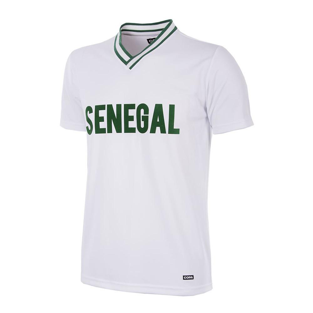 Senegal 2000 Camiseta Retro Fútbol