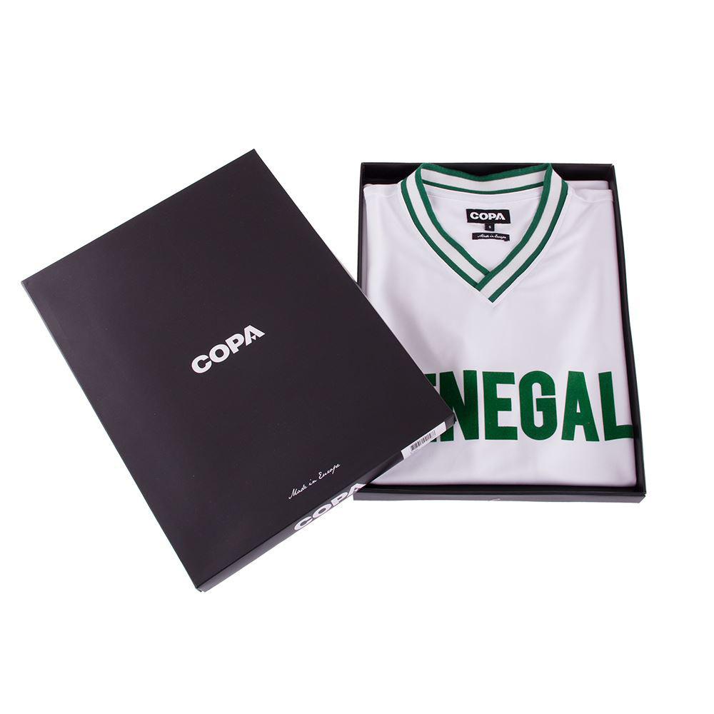 Senegal 2000 Maglia Storica Calcio