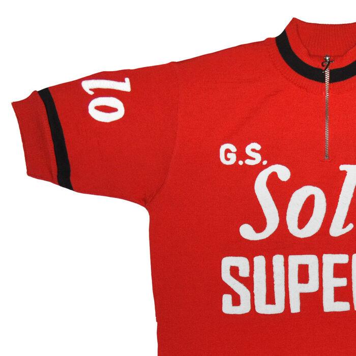 Solo Superia 1965 Maglia Storica Ciclismo