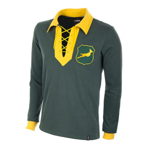 South Africa 1947 Retro Football Shirt
