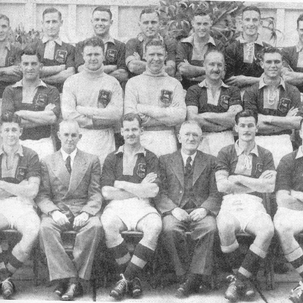 Sudafrica 1947 Maglia Storica Calcio