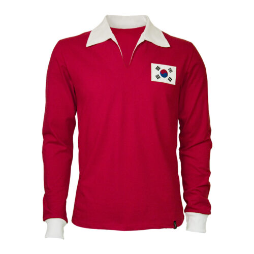South Korea 1954 Retro Football Shirt