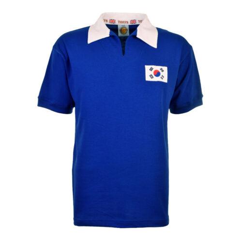 Corea del Sur 1954 Camiseta Retro Fútbol
