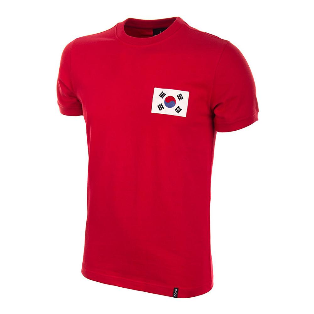 South Korea 1973 Retro Football Shirt