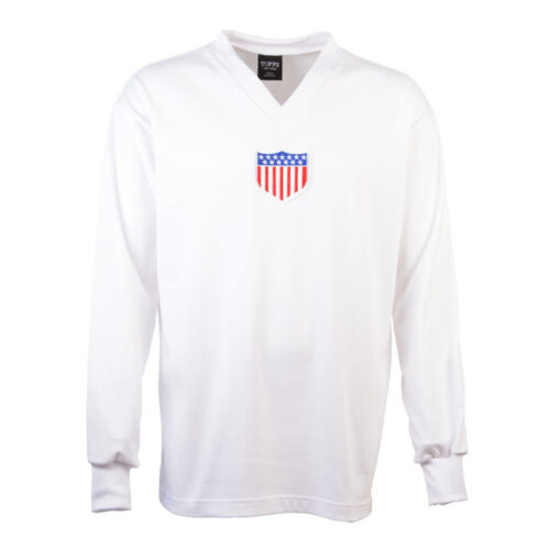 United States 1930 Retro Football Shirt