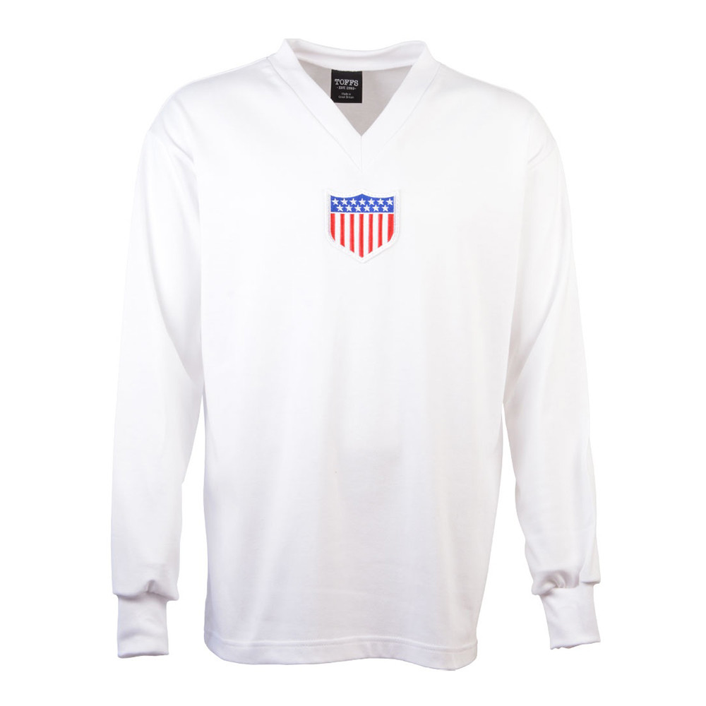 United States 1930 Retro Football Shirt