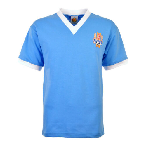 Uruguay 1974 Retro Football Shirt