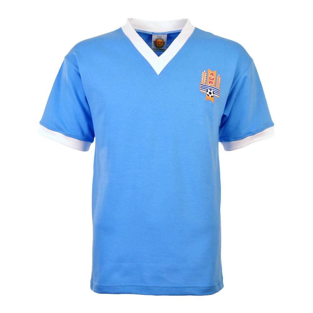 Uruguay 1974 Retro Football Shirt