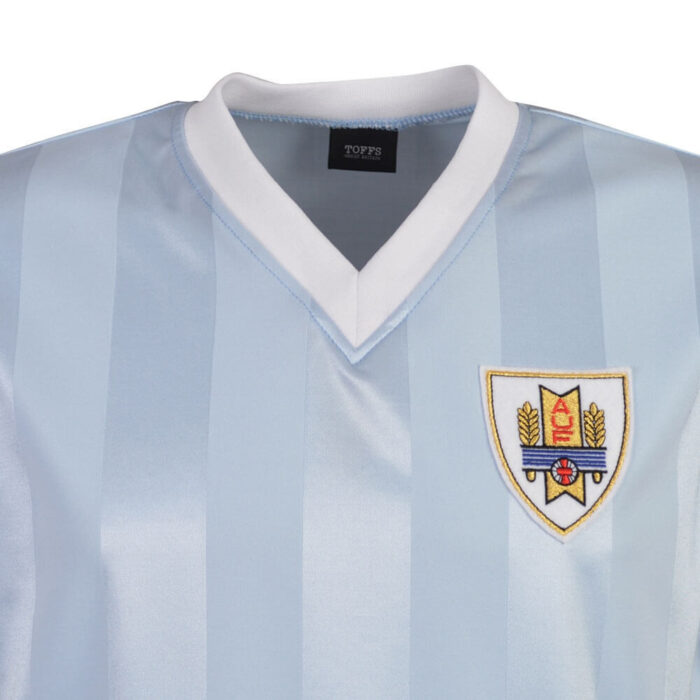Uruguay 1986 Maglia Storica Calcio