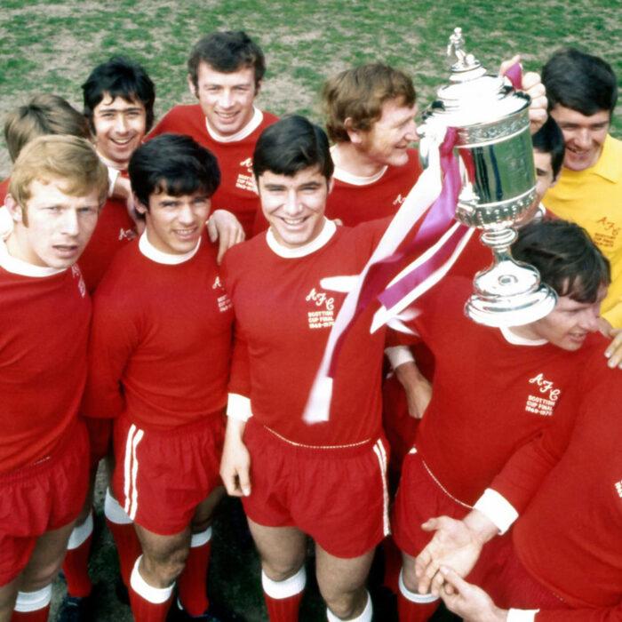 Aberdeen 1969-70 Maglia Storica Calcio