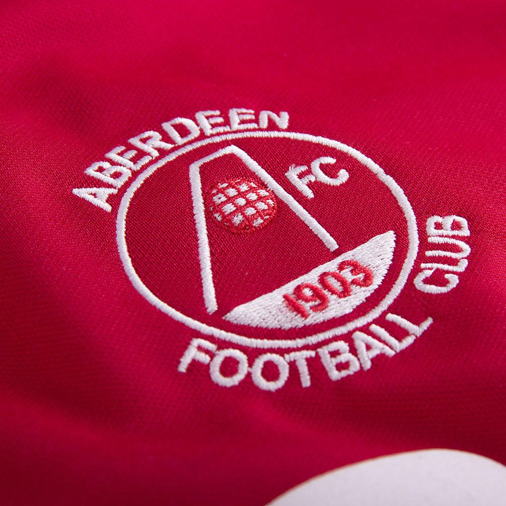 Aberdeen 1989-90 Maglia Storica Calcio