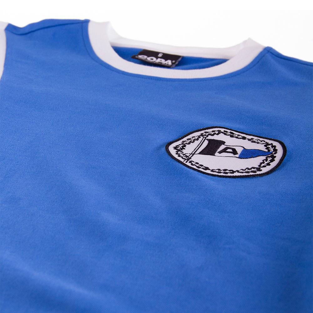 Arminia Bielefeld 1971-72 Maglia Storica Calcio