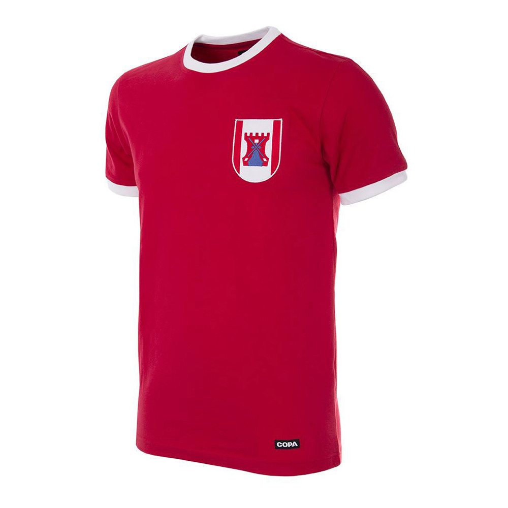 AZ 67 Alkmaar 1967-68 Retro Football Shirt
