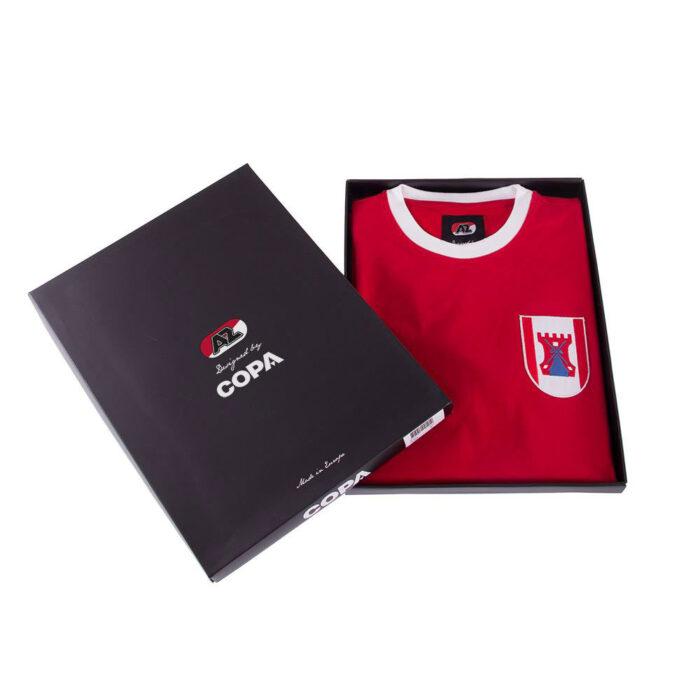 AZ 67 Alkmaar 1967-68 Maglia Storica Calcio