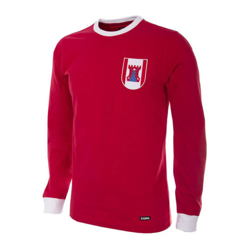 AZ 67 Alkmaar 1967-68 Retro Football Jersey