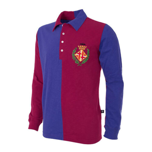Barcelone 1899 Maillot Rétro Foot