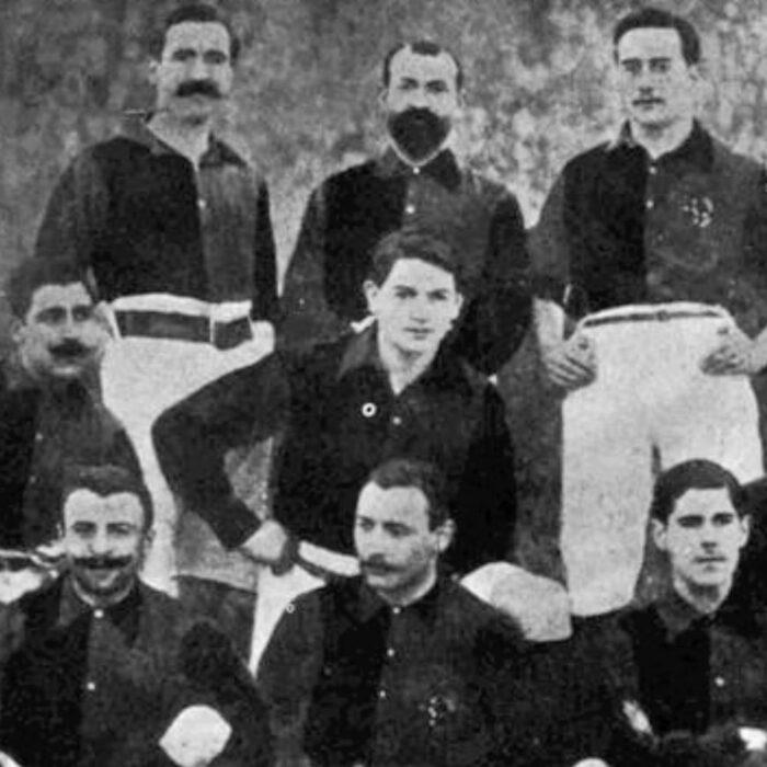 Barcellona 1899 Maglia Storica Calcio