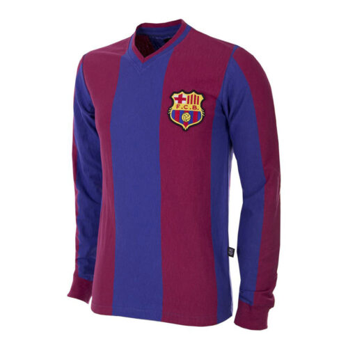 Barcelone 1915-16 Maillot Rétro Foot